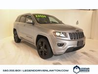 * 6 Cylinder engine * * Check out this 2015 Jeep Grand