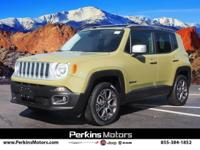 CARFAX One-Owner. Certified. Commando 2015 Jeep