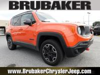 1 OWNER CLEAN CARFAX****TRAILHAWK****SERVICED AND