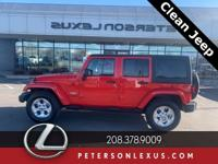 ***Nice Clean Low Mileage Wrangler*** - Perfect For the