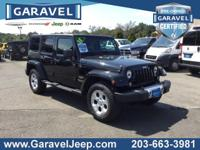 2015 Jeep Wrangler Unlimited Sahara Black Clearcoat