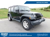 Jeep Certified, CARFAX 1-Owner, Superb Condition, GREAT