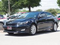 This outstanding example of a 2015 Kia Optima EX is