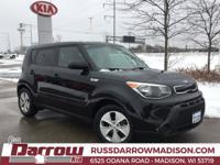 2015 Kia Soul Plus Shadow Black 2.0L I4 MPI with Idle