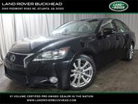 2015 Lexus GS 350 **Eligible for a 100,000 mile