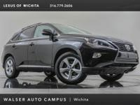 2015 Lexus RX 350, located at Lexus of Wichita.