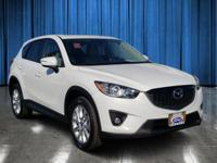 STOP!!!! TAKE A GOOD LOOK AT THIS CX-5!!!!!! MILEAGE ON