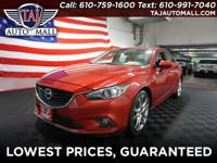 Red2015 Mazda Mazda6 i Grand Touring FWD 2.5L