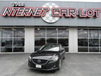 Check out this very nice 2015 Mazda 6 Grand Touring!