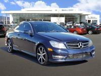 LOW MILES - 40,114! C 250 trim. WAS $21,999, PRICED TO