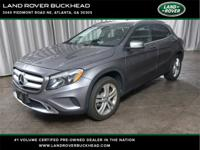 2015 Mercedes-Benz GLA 250 4MATIC **Eligible for a