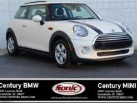 * One Owner * Clean Carfax * This 2015 Mini Cooper