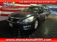 Blue 2015 Nissan Altima 2.5 FWD Automatic*CLEAN CARFAX,