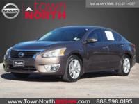 Town North Nissan is excited to offer this 2015 Nissan