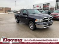 2015 Ram 1500 SLT steel metallic clearcoat 4WD HEMI