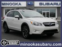 Take command of the road in the 2015 Subaru XV