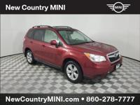 New Price! Venetian Red Pearl 2015 Subaru Forester 2.5i