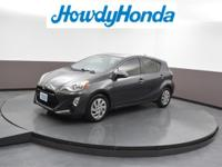 2015 Toyota Prius c Three Magnetic Gray Metallic G