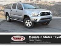 Check out this 2015 Toyota Tacoma 4WD Double Cab V6 AT