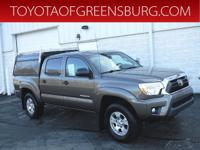 04t3 Pyrite 2015 Toyota Tacoma V6 4WD 5-Speed Automatic