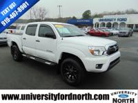University Ford North is very proud to offer this