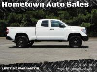 LIFETIME WARRANTY ON THIS 2015 TOYOTA TUNDRA DOUBLE CAB