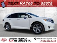 2015 Toyota Venza XLE White Fully Inspected, Recent Oil