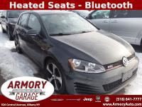 2015 VOLKSWAGEN GOLF GTI .. ONE OWNER .. CLEAN CAR FAX