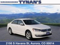 Our 2015 Volkswagen Passat Limited Edition Sedan is