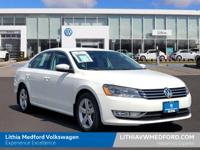 Volkswagen Certified, CARFAX 1-Owner, GREAT MILES