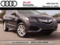 This One Owner RDX with Technology Package is in