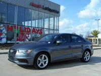 Audi Lafayette is excited to offer this 2016 Audi A3