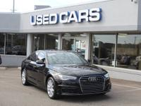 2016 Audi A6 2.0T Premium Plus! ** ACCIDENT FREE CARFAX