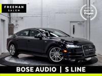 Oregon's 2019 QUALITY DEALER of the YEAR. 2016 Audi A7