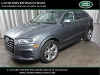 2016 Audi Q3 2.0T Premium Plus FrontTrak **Eligible for