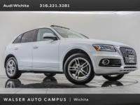 2016 Audi Q5 2.0T Premium Plus quattro, located at Audi