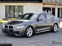 2016 BMW 328 Sedan M Sport with a $51,870 MSRP! Ton of