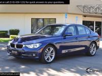 2016 BMW 328 Sedan Sport with a $48,820 MSRP and great