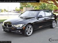 2016 BMW 328 Sedan Sport with a $48,595 MSRP and great