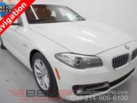 One Owner Lease Return 528i. Navigation. Power Sunroof.