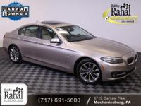 Thank you for considering this 2016 BMW 5 Series 528i