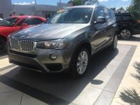 Introducing the 2016 BMW X3! It just arrived on our
