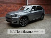 2016 BMW X5 xDrive40e 2.0L I4 DOHC 8-Speed Automatic