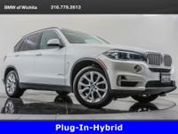 2016 BMW X5 xDrive40e, located at BMW of Wichita.