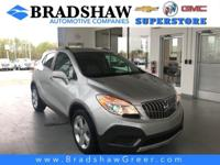 Quicksilver Metallic 2016 Buick Encore Base KBB Fair
