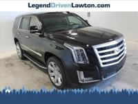 * This 2016 Cadillac Escalade Luxury Collection comes