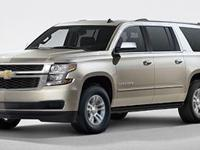 CARFAX One-Owner.Gray 2016 Chevrolet Suburban LTZ 4D