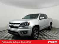 Z71 Off-Road Package, 2.8L Turbocharged I4 DI Diesel