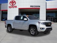 **One Owner**, -Clean Carfax-, Colorado Z71, 4D Crew