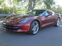 Check out this gently-used 2016 Chevrolet Corvette we
